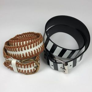Accessories - Two Belts